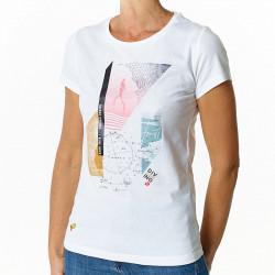 Tee-shirt Femme Navigation
