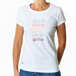 Tee-shirt Femme Stripes