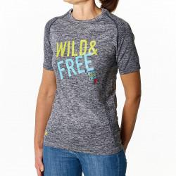 Tee-shirt Femme Wild