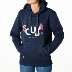 Sweat-shirt Femme Scuba