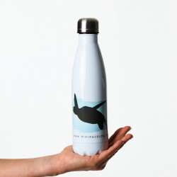 Bouteille thermos Véro Tortue